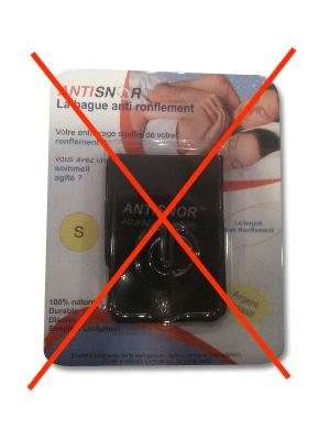 Bague anti ronflement forum