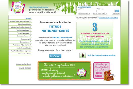 Site-NutriNet